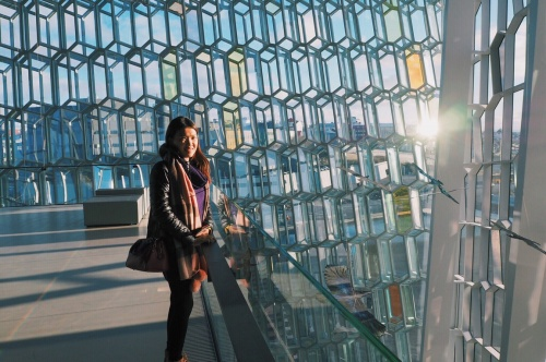 Harpa is designed by Henning Larsen Architects