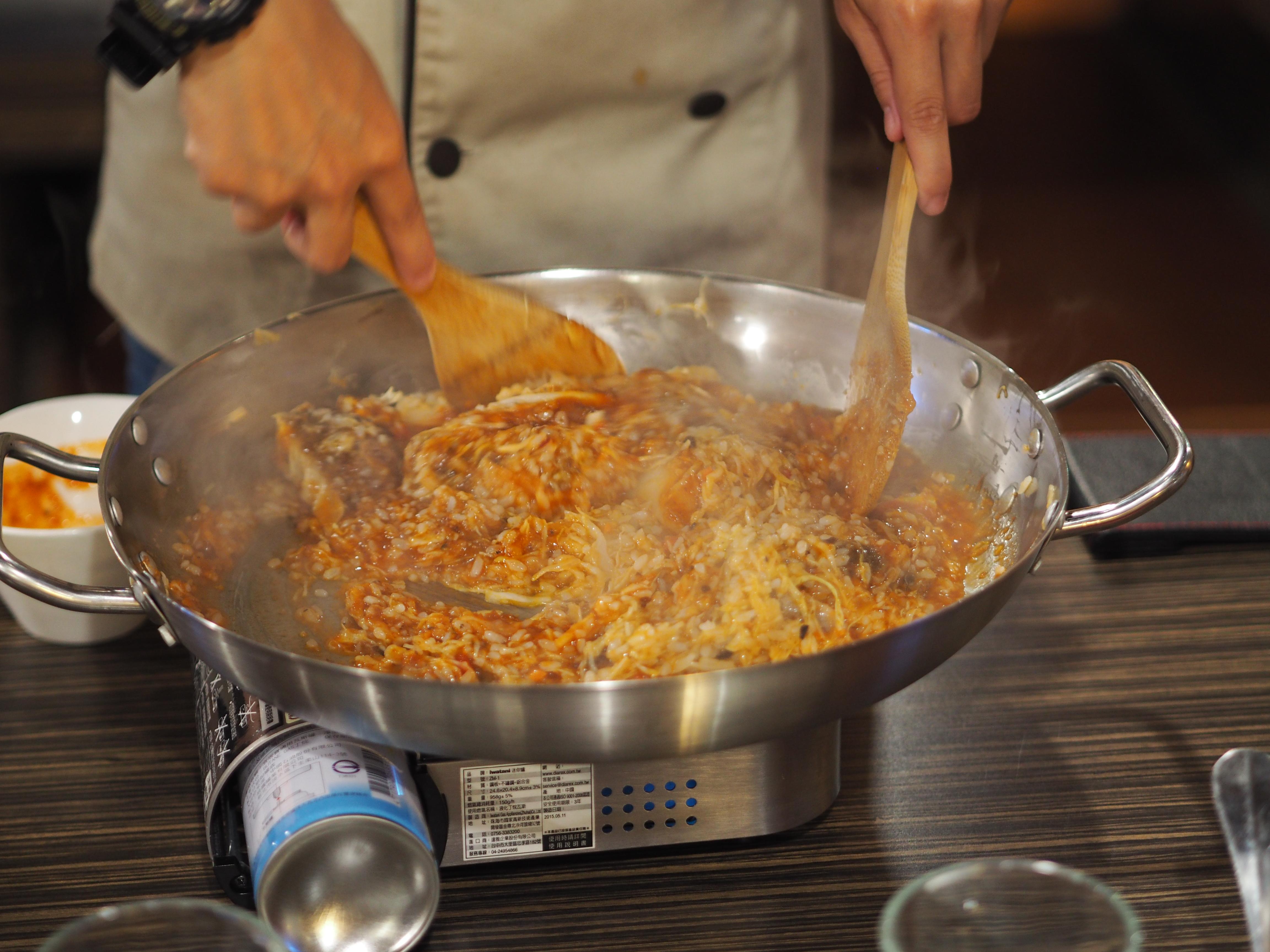 招牌法式紅酒燉牛肉火大飯
