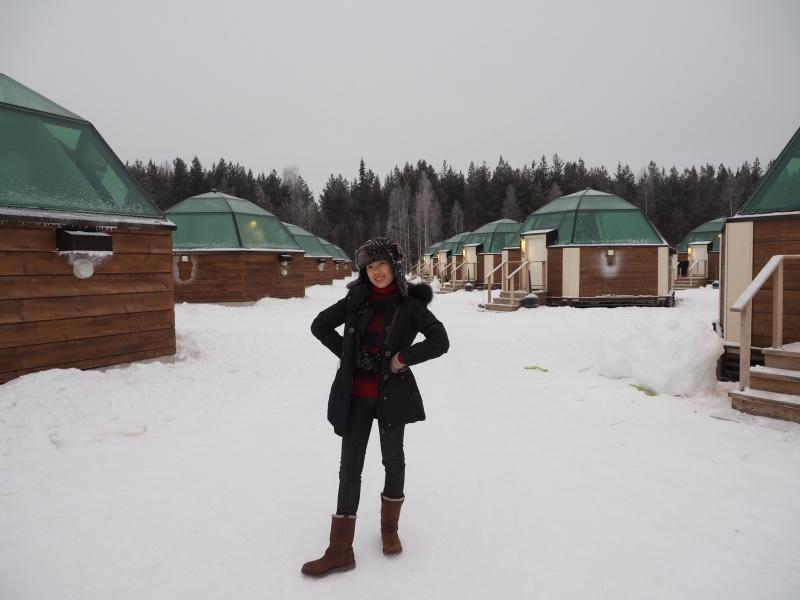 Arctic Ice Hotel, Rovaniemi, Finland