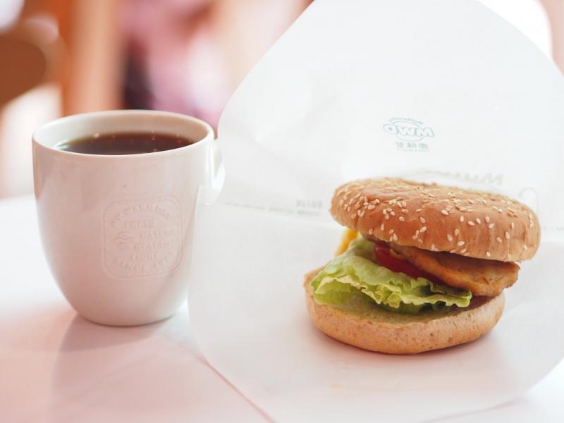 麦味登 北市健康店 My Warm Day Cafe&Brunch
