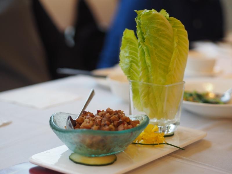 Taiwan vegetarian food