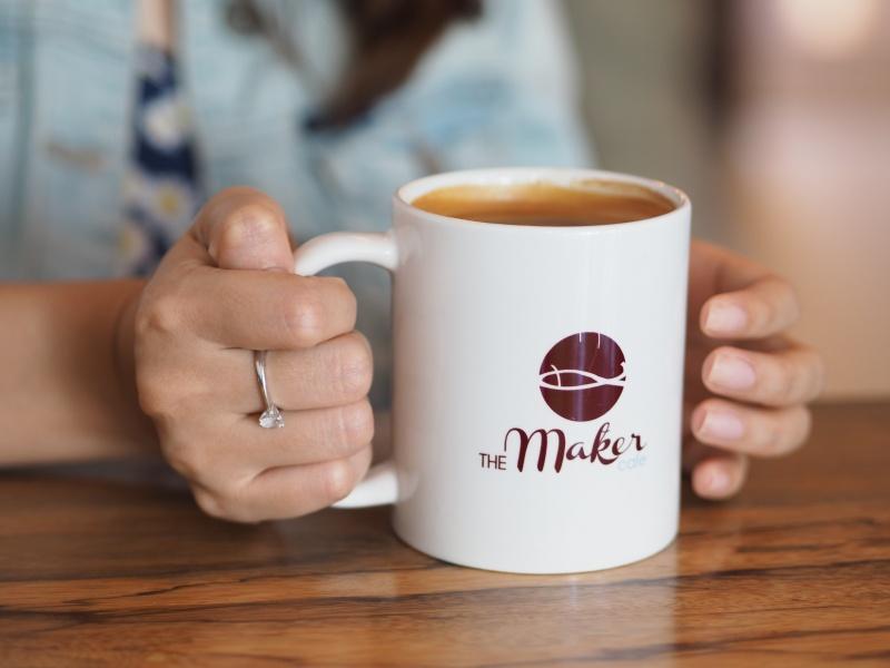 The Maker Cafe, cafe malaysia, miri cafe, cafe