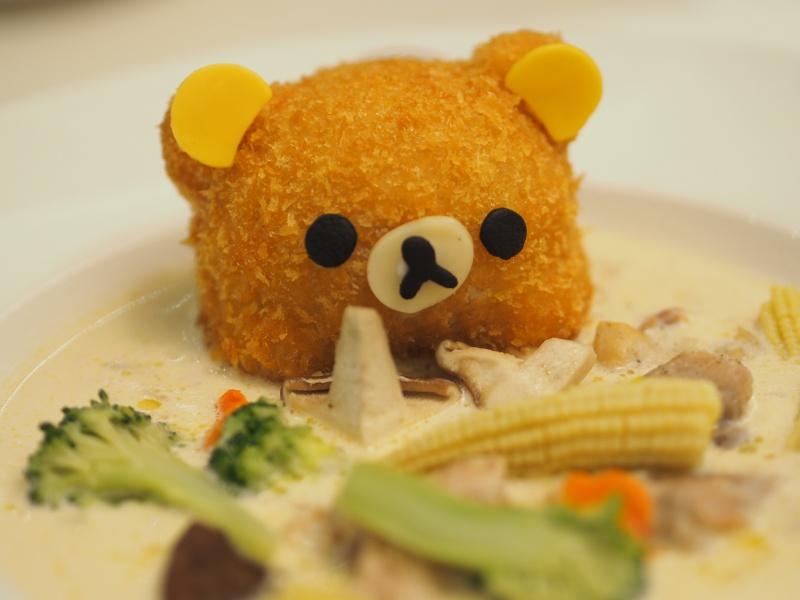 Rilakkuma Cafe Taipei 拉拉熊咖啡廳