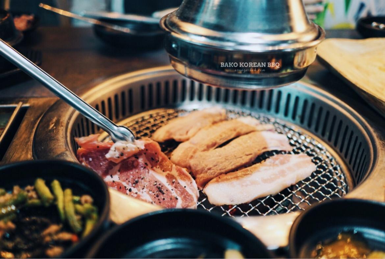 Bako Korean BBQ, Korean Food, Sri Petaling, malaysia, food at sri petaling.