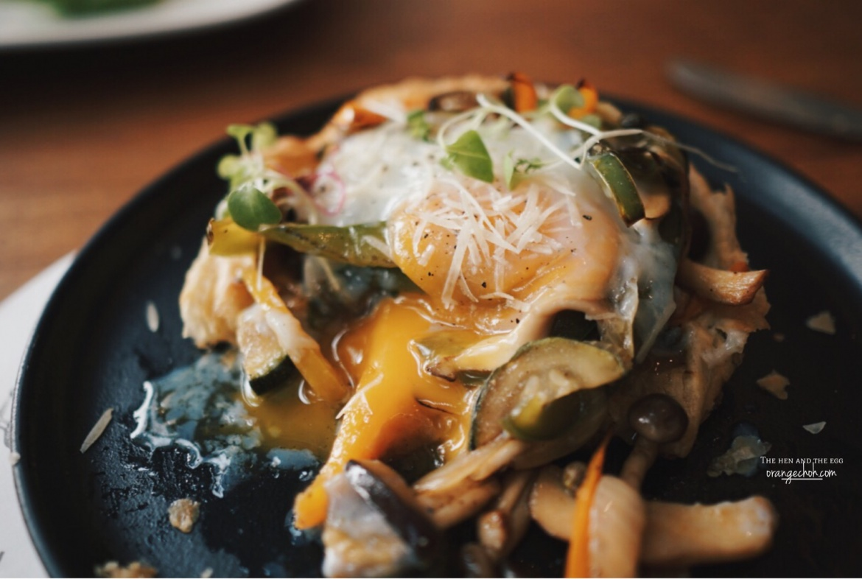 The Hen And The Egg, bangkok cafe, cafe, bangkok, thailand, travel, travelling, food, cafe hopping.