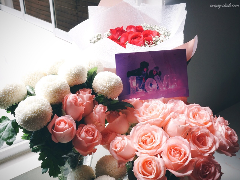Happy Valentine's Day - Orange Choh, Valentine's Day, Couples, sweet couples, life styles, red rose, pink rose