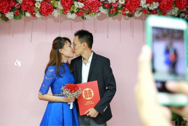 Leonardo Yee & Orange Choh R.O.M, Happy Wedding, Wedding, R.O.M, Big Day.